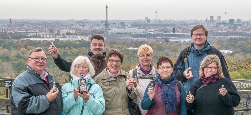 Thüringer in Berlin: Da lacht der Bär
