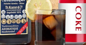 Scharfe Cola