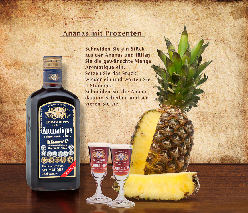 Ananas Aromatique