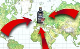 An Aro goes around the world!